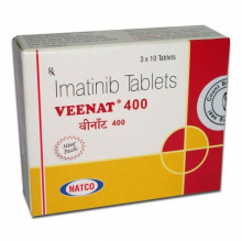 Veenat [Винат аналог Гливек (иматиниб 400 мг)]