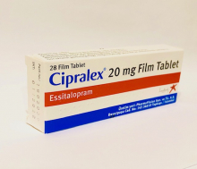 Ципралекс 20 мг (Cipralex )