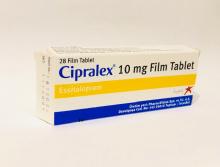Ципралекс 10 мг 28 таб