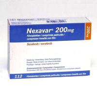 Сорафениб 200 mg [ Nexavar 200 мг]