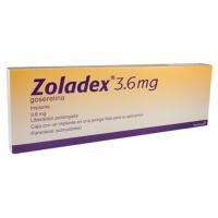 Золадекс 3,6 мг