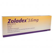Золадекс 3,6 мг (3оладекс )